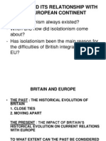 Anglais economie et société