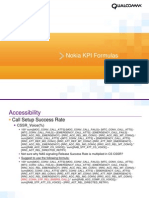 NSN KPI Formulas Review