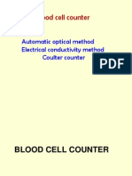 Blood Cell Counters