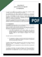 Lectura II - Los Organigramas.doc