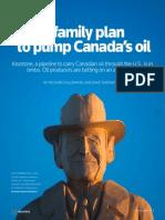 Canada Pipeline Irvings