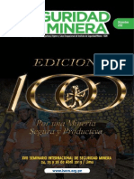 Seguridad Minera - Edición 100