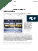 La nueva república de las letras latinoamericanas | Cultura | Qué Pasa