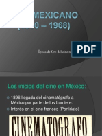 CINE MEXICANO (1940 – 1968)