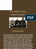 32 4 the allied victory
