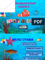 68027007 Kemahiran Hidup Tahun 5 Ikan Hiasan