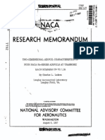 2d Airfoil Characteristics of Four Naca 6a-Series Airfoils at Transonic Mach Numbers