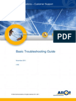 Allot Basic Troubleshooting Guide v1b6