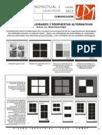 LP1 Nexo Teoría-Práctica Diseño comunicación 2013