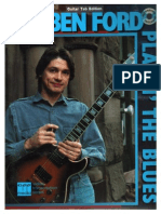 Robben Ford - Playin` the Blues