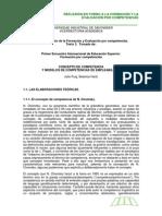 Fundamentos de la evaluación por competencias