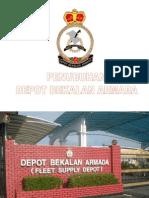 Penubuhan Depot Bekalan Armada 2
