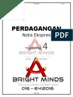 Nota-Perdagangan Form 4