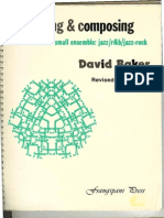 David Baker - Arranging and Composing for the Small Ensemble