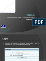 VUTES Student Guide