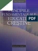 Principiile Fundamentale Ale Educatiei Crestine