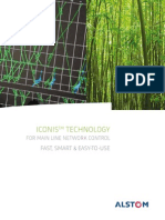 Brochure - Signalling - Iconis - English