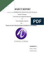 Final Report on Netxpert-kushal
