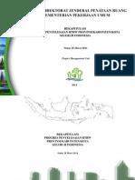 Status Penyelesaian Rencana Tata Ruang Wilayah Per 28 Maret 2014