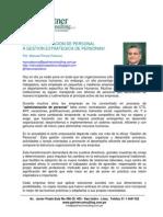 50 Articulo 50 - De Administracion de Personal a Gestion Estrategica de Personas