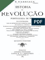 Historia da revolução de Setembro, por José de Arriaga, vol. 4