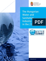 BWS News Water and Sanitation Hu Brossure 2013