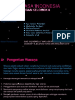 Wacana dalam Bahasa Indonesia
