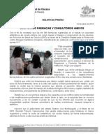14/04/14 Verifica Sso Farmacias y Consultorios Anexos