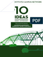 10 Ideas for Energy & Environment, 2014