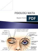 Fisiologi Mata ppt