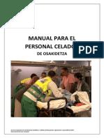Manual Del Celador