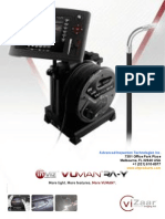 INVIZ VUMAN RA-Y Borescope Equipment