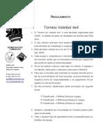 Regulamento Torneio Voleibol 4x4 da Queima das Fitas 2014