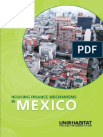Housing Finance Mechanisms in Mexico