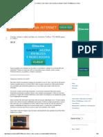 Blog Do Ciro Mota_ Como Rotear e Abrir Portas No Modem TelSec TS-9000 Para o Velox