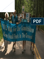Keep Fossil Fuels in the Ground!
