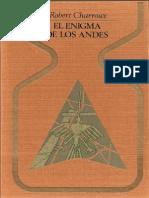 El Enigma de Los Andes - Robert Charroux