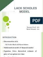 Black Scholes Model (2)