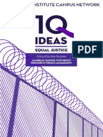10 Ideas for Equal Justice, 2014