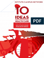10 Ideas for Health Care, 2014