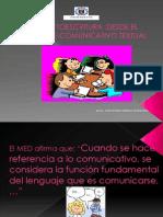 EnfoqueComunicativo Textual[1]