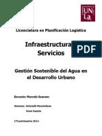 Resumen Gestión Sostenible del Agua en el Desarrollo Urbano