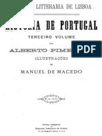 Historia de Portugal, vol 3