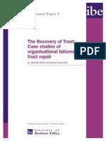 Trust Case Studies