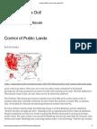 Kale Kibayu Control of Public Lands Arizona Speaks Out