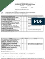 ewoldt management preceptor eval of intern