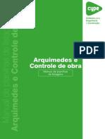 Arquimedes e Controle de Obra Editor de Planilhas de Listagens