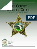 Lee County Sheriff Strategic Plan