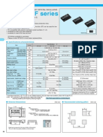 Oscilador Programable Epson Fpga Up to 125 Mhz Sg8002jf