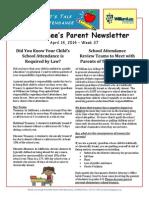 WLCP Newsletter April 14 2014